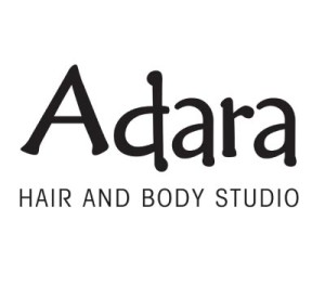 YEG Youth Connect Sponsor: Adara Hair and Body Studio Logo