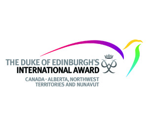The Duke of Edinburgh's International Award Logo - YEG Youth Connect Sponsor