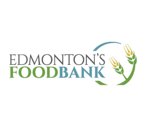 YEG Youth Connect Sponsor: Edmonton Food Bank Logo