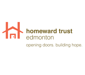 YEG Youth Connect Sponsor: Homeward Trust Edmonton Logo
