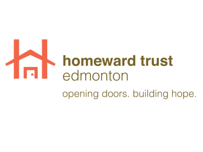 YEG Youth Connect Sponsor: Homeward Trust Edmonton Logo