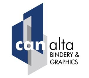 Can Alta Bindery & Graphics Logo - 2016 YEG Youth Connect Sponsor